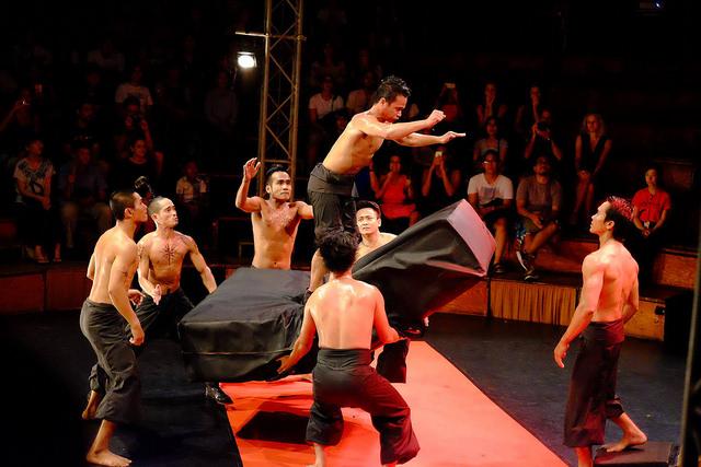 Phare Circus Siem Reap Cambodia