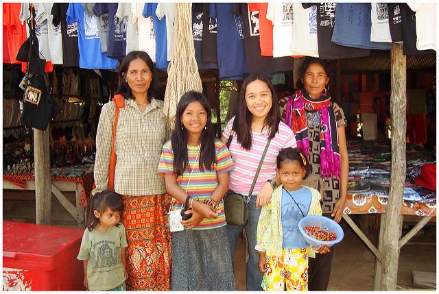 solitary wanderer market cambodia