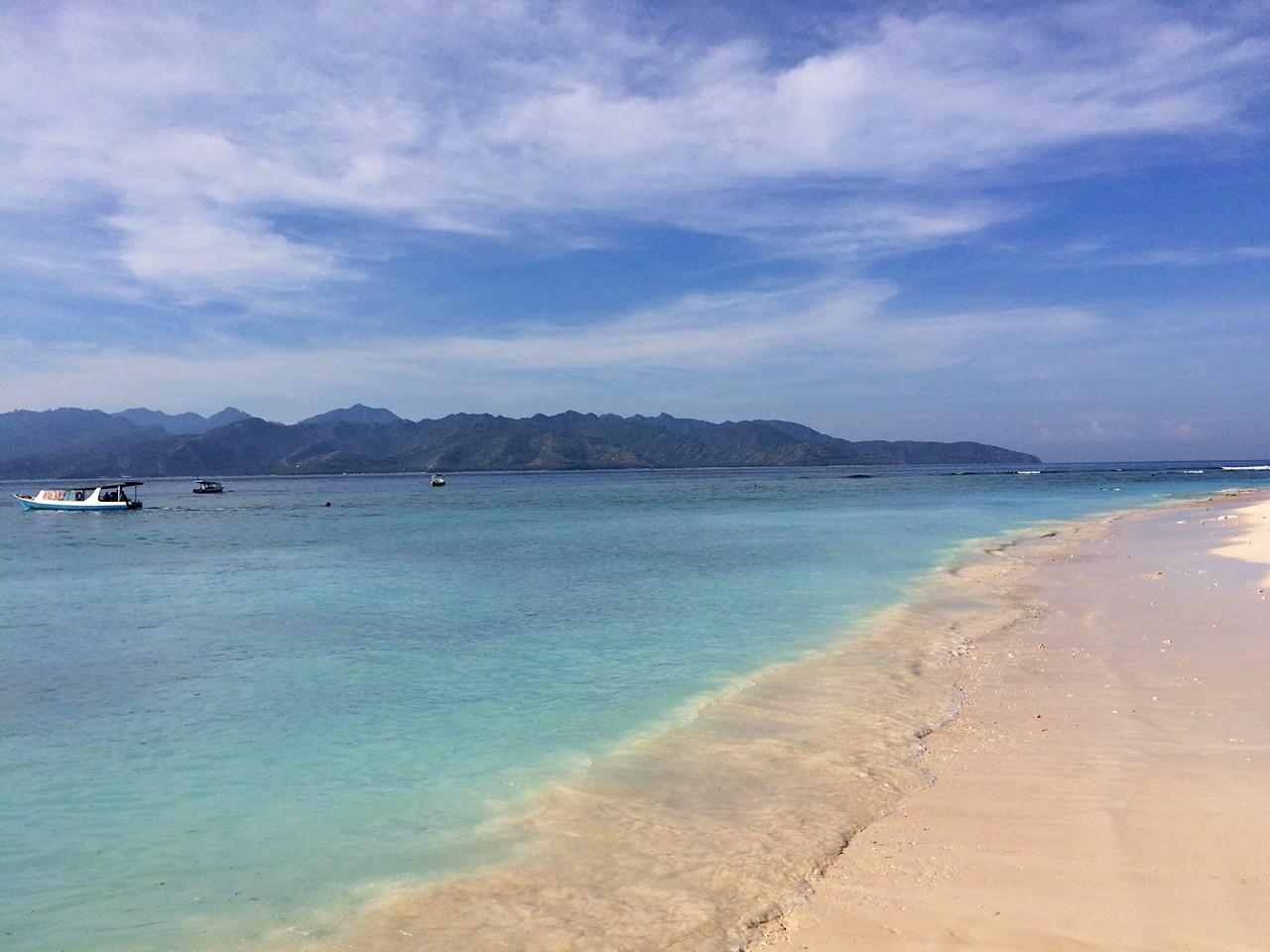 indonesia - gili trawangan